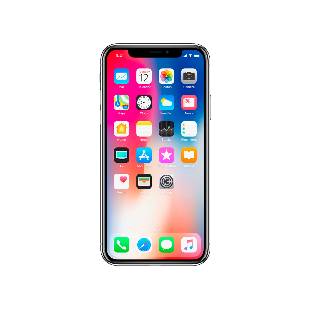 Image of   Apple iPhone X