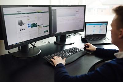 Guide: Find den rigtige computer til grafisk arbejde