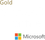Microsoft Gold Partner<br>