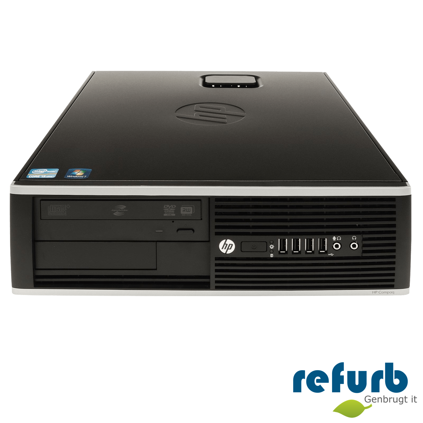 Hp Hp compaq 8100 elite sff på refurb
