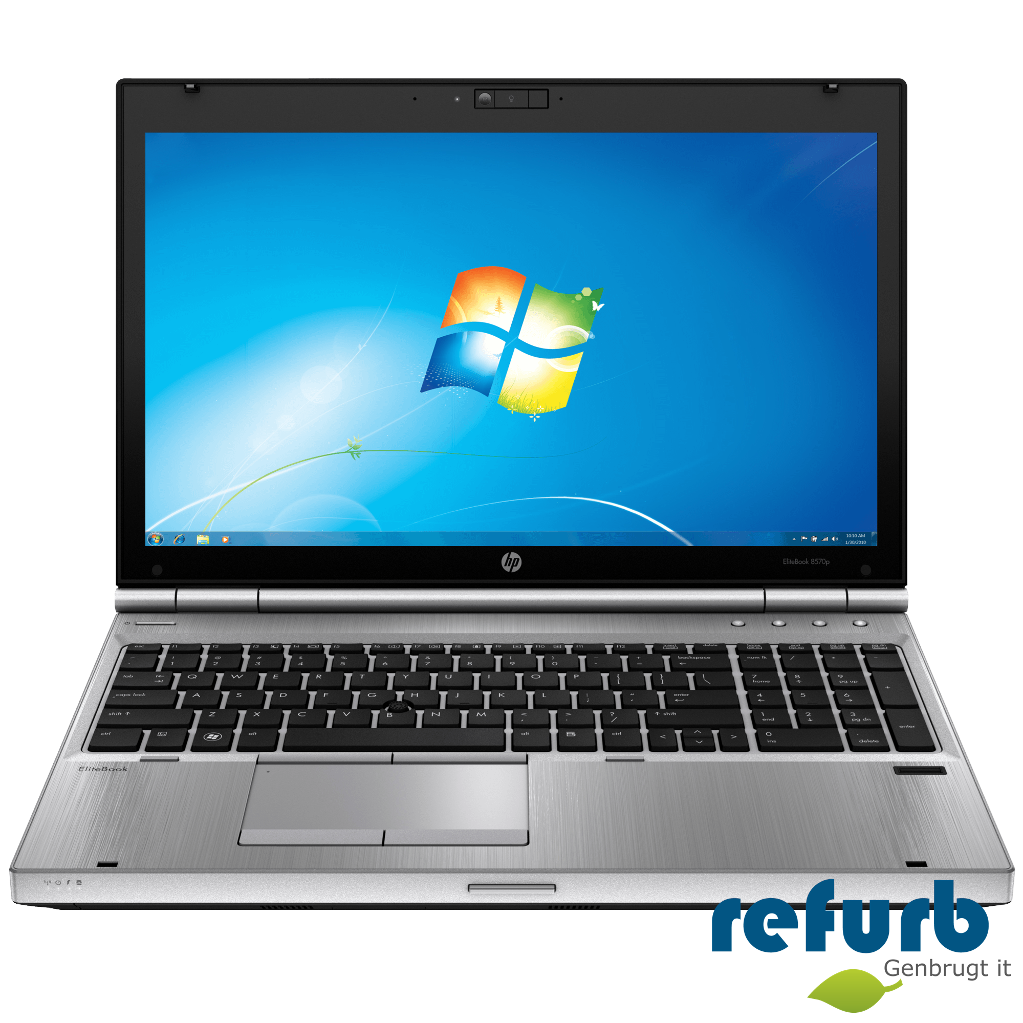 Hp – Hp elitebook 8570p fra refurb