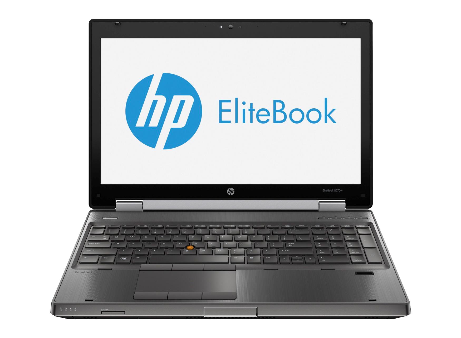 Image of   HP EliteBook 8570w