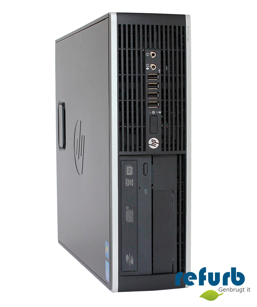 Hp compaq 8000 elite sff fra Hp fra refurb