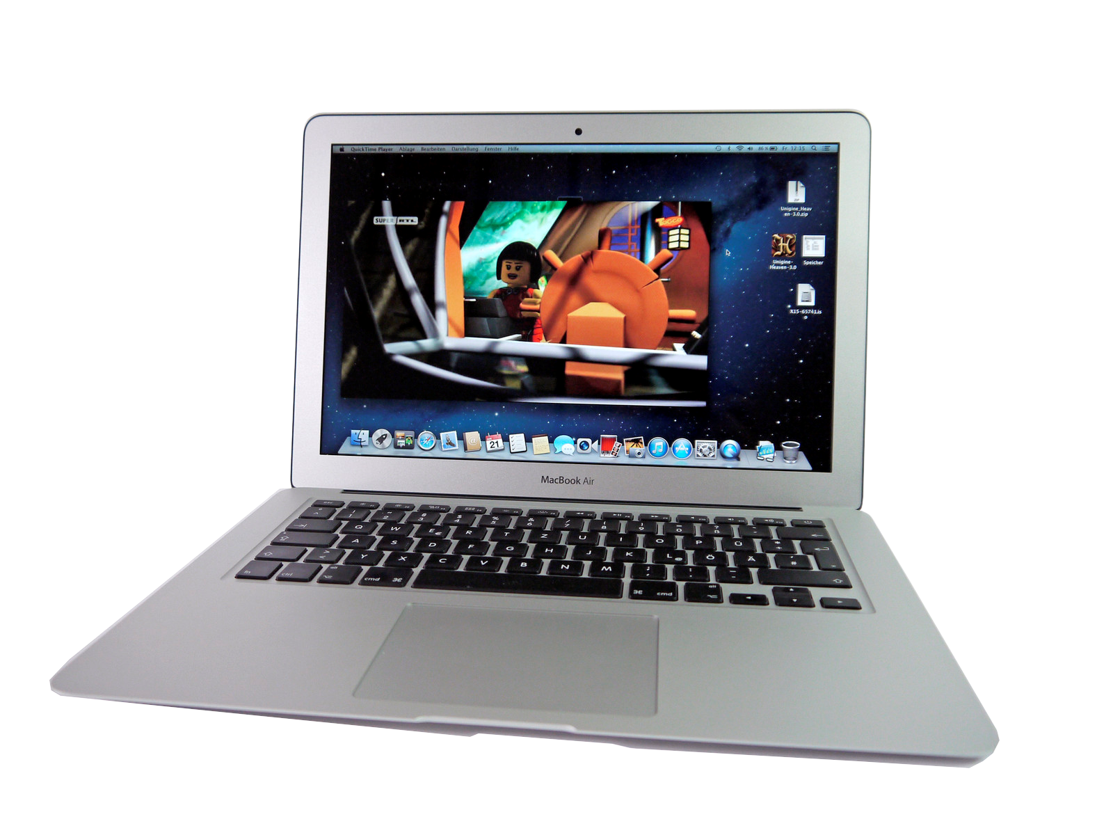Image of   Apple Macbook Air 13.3'' (Mid 2013)