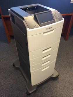 Lexmark M5170 S/H Laserprinter