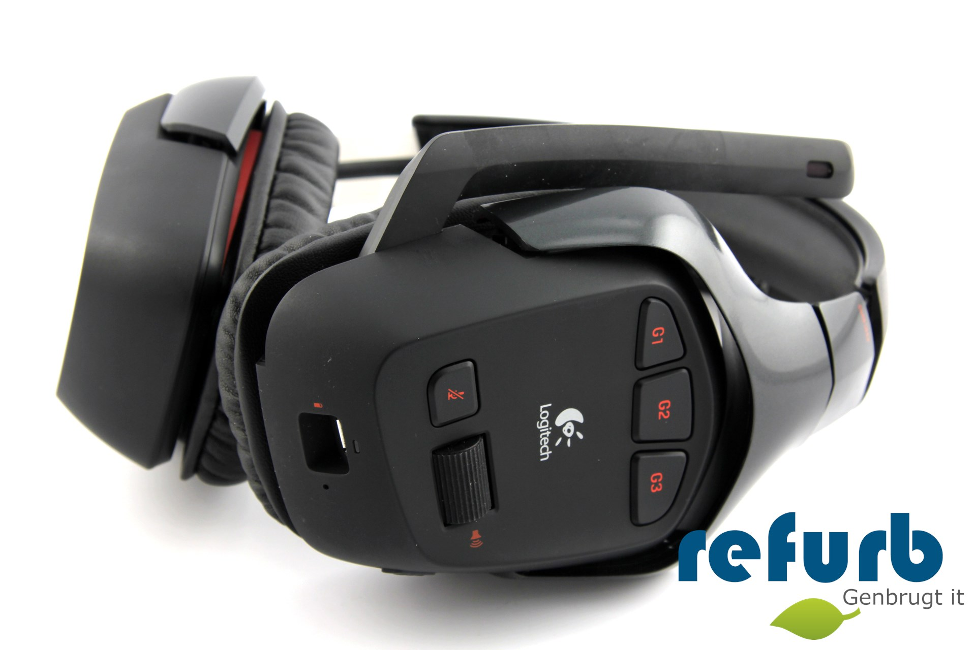 Logitech gaming wireless headset - Singapore airlines best