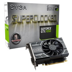 EVGA GeForce GTX 1050 SC GAMING GeForce GTX 1050 2GB GDDR5