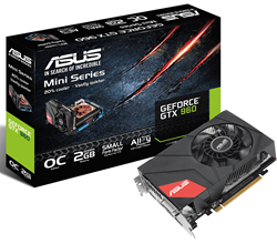 ASUS GTX960-2GD5 NVIDIA GeForce GTX 960 2GB