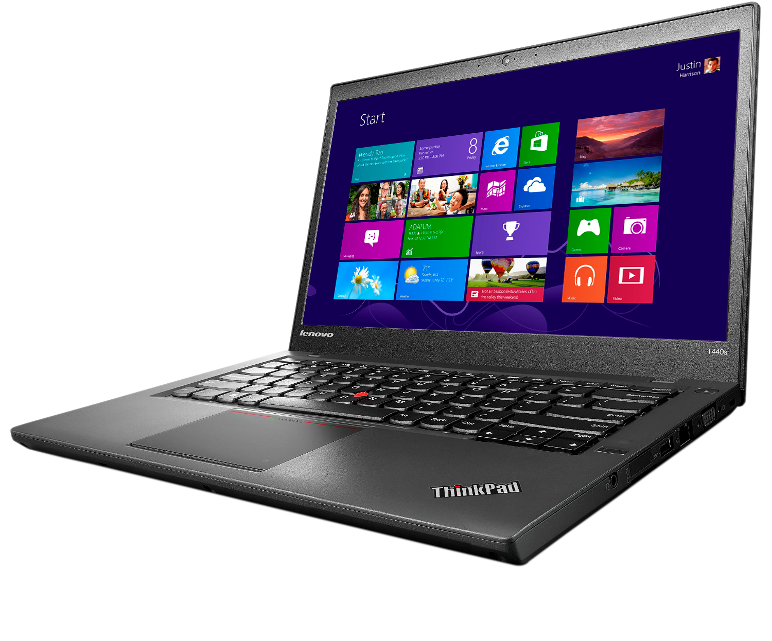 Image of   Lenovo ThinkPad T440s