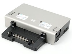 HP HSTNN-I08X Docking Station (Alu) - Optical Drive