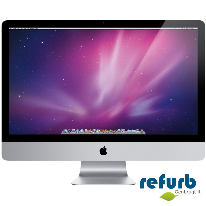 "Apple – Apple imac 21.5"" (medio 2011) fra refurb"