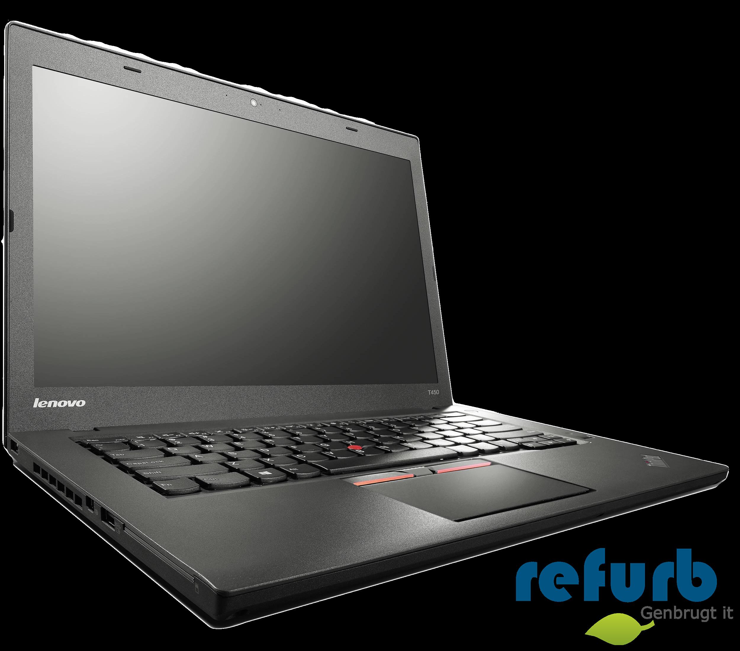 Lenovo Lenovo thinkpad t450 på refurb