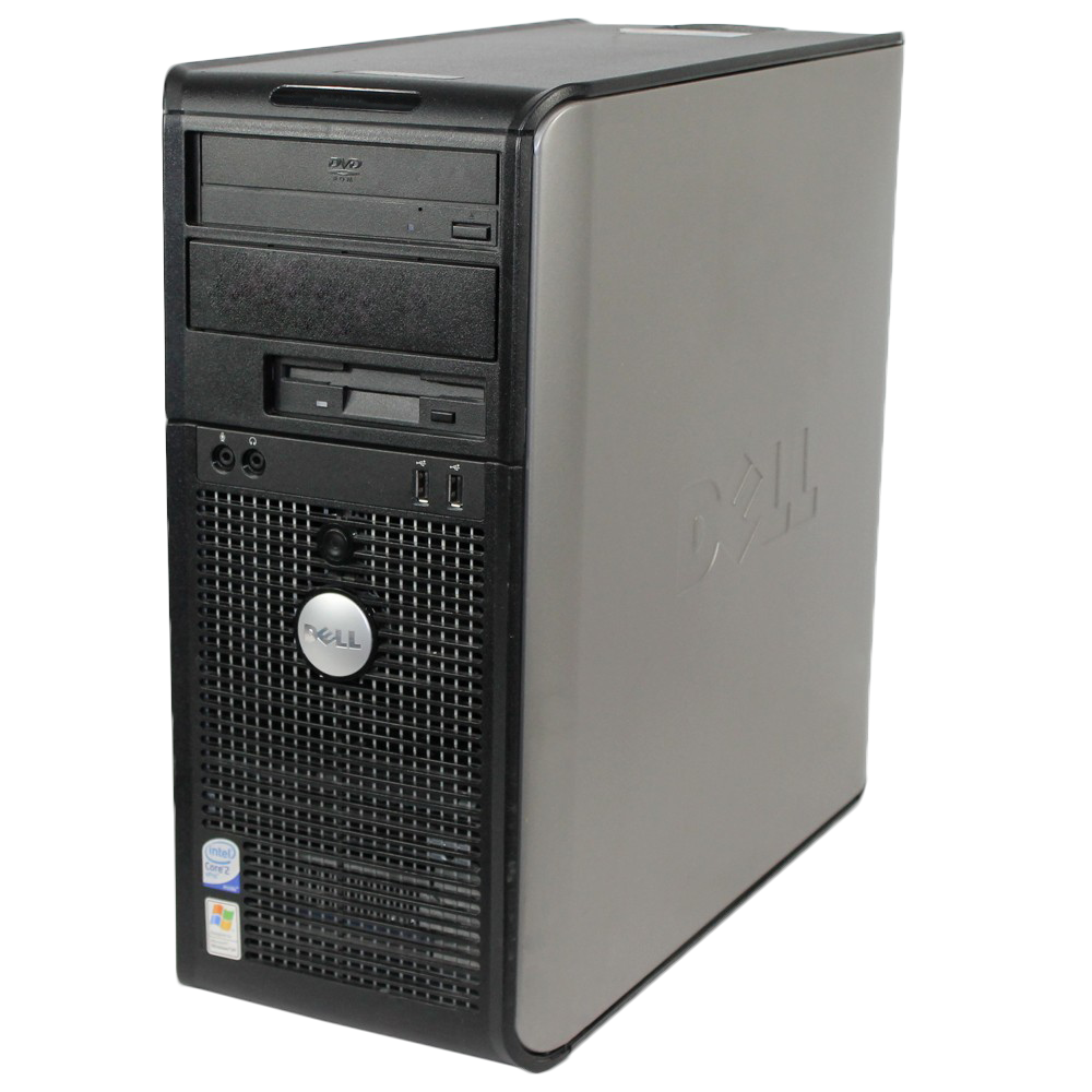 Dell optiplex 760 mt fra dell på refurb