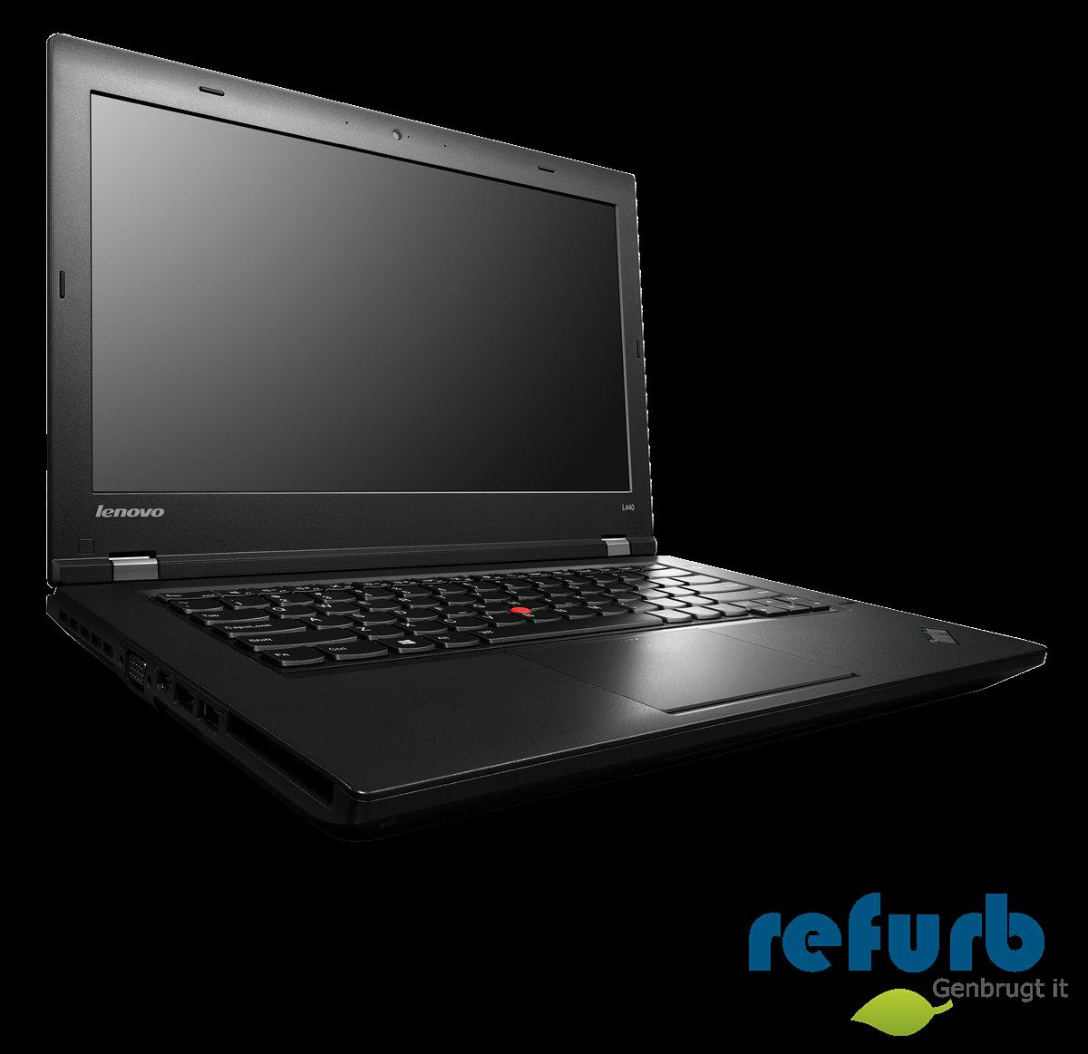 Lenovo thinkpad l440 fra Lenovo på refurb