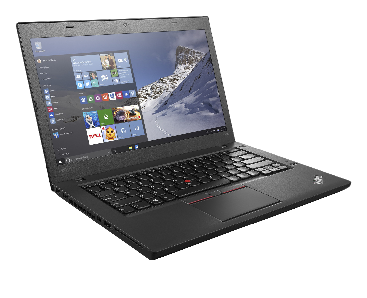 Image of   Lenovo ThinkPad T460