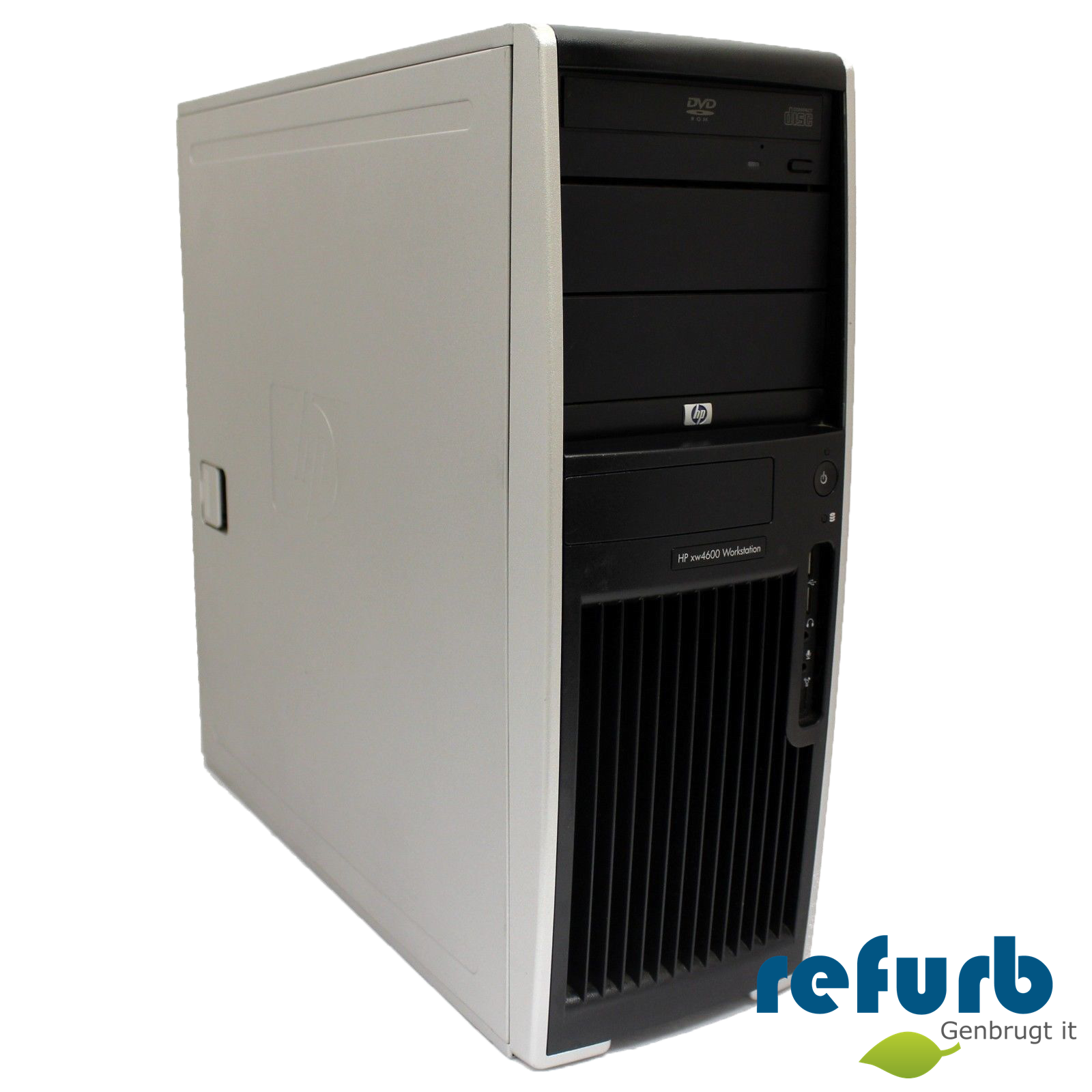 Hp Hp xw4600 workstation fra refurb