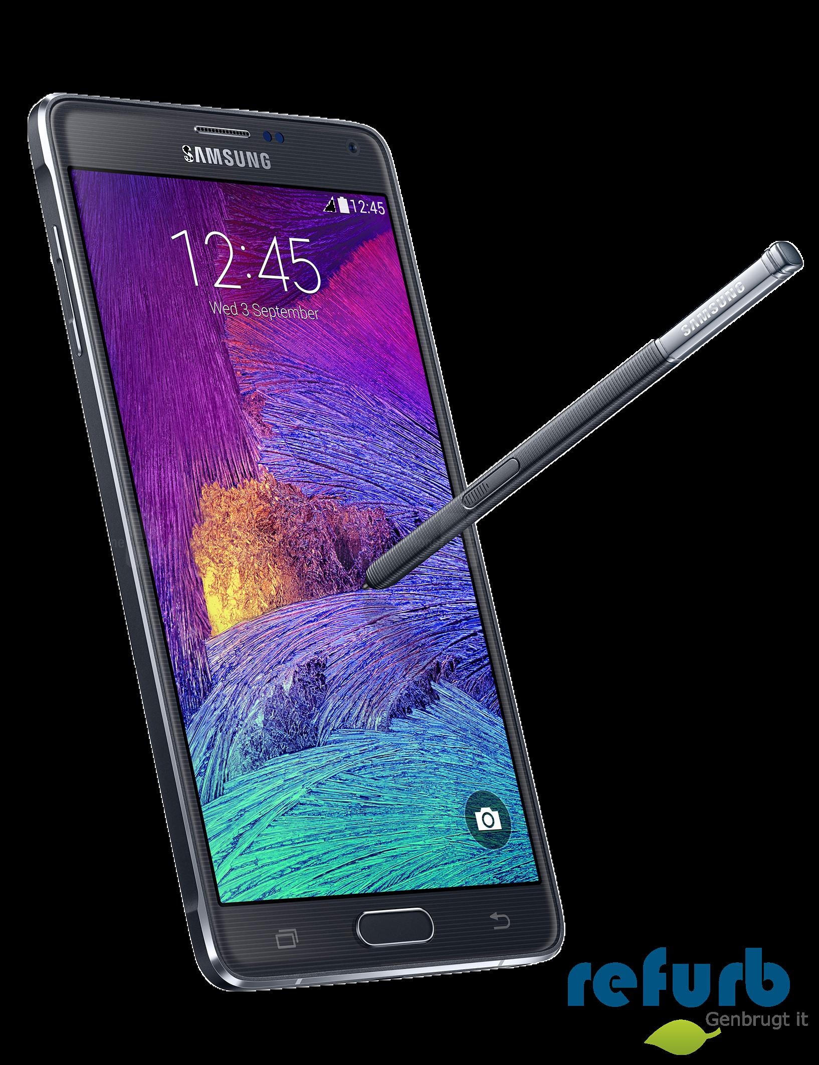 Samsung Samsung galaxy note 4 på refurb