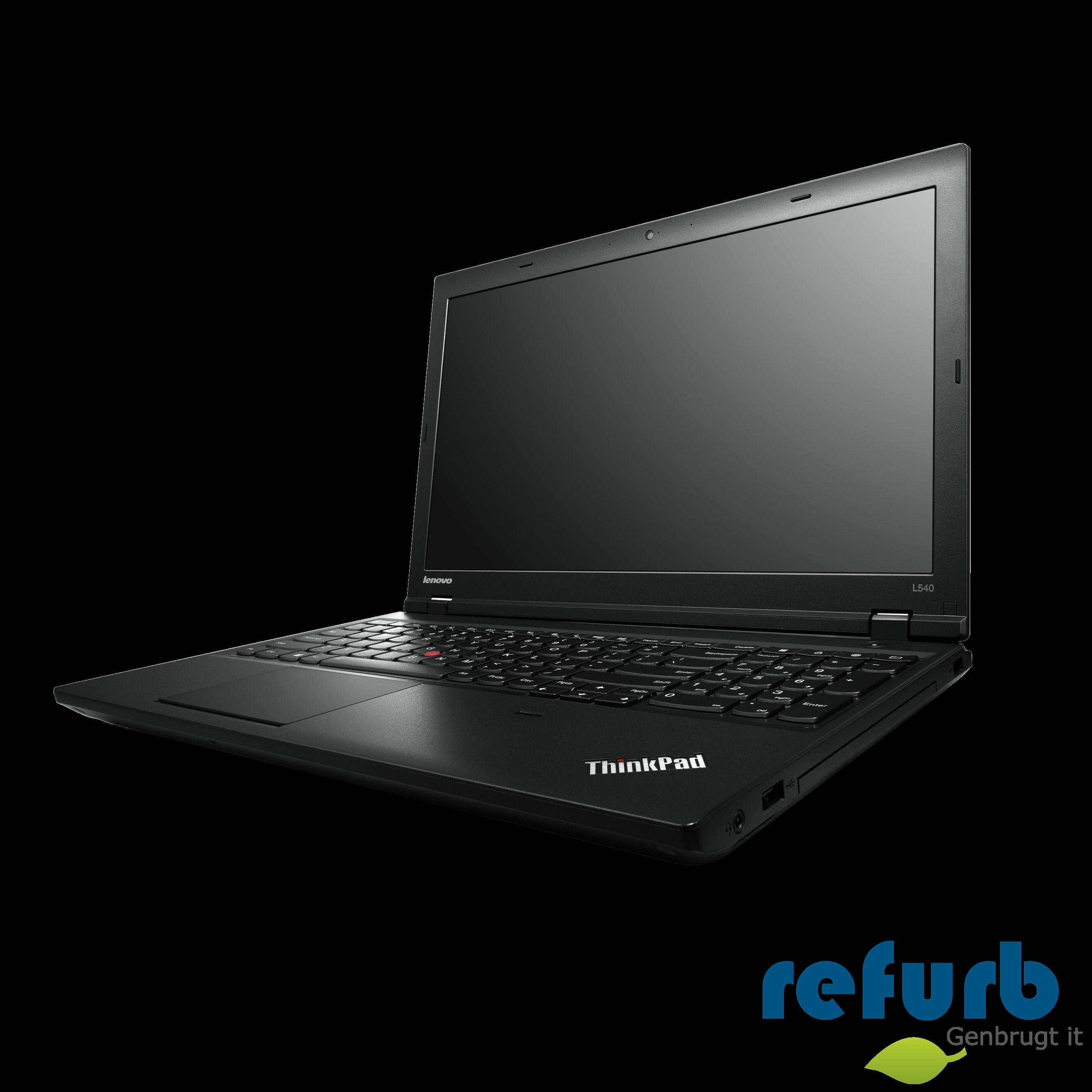 Lenovo thinkpad l540 fra Lenovo på refurb