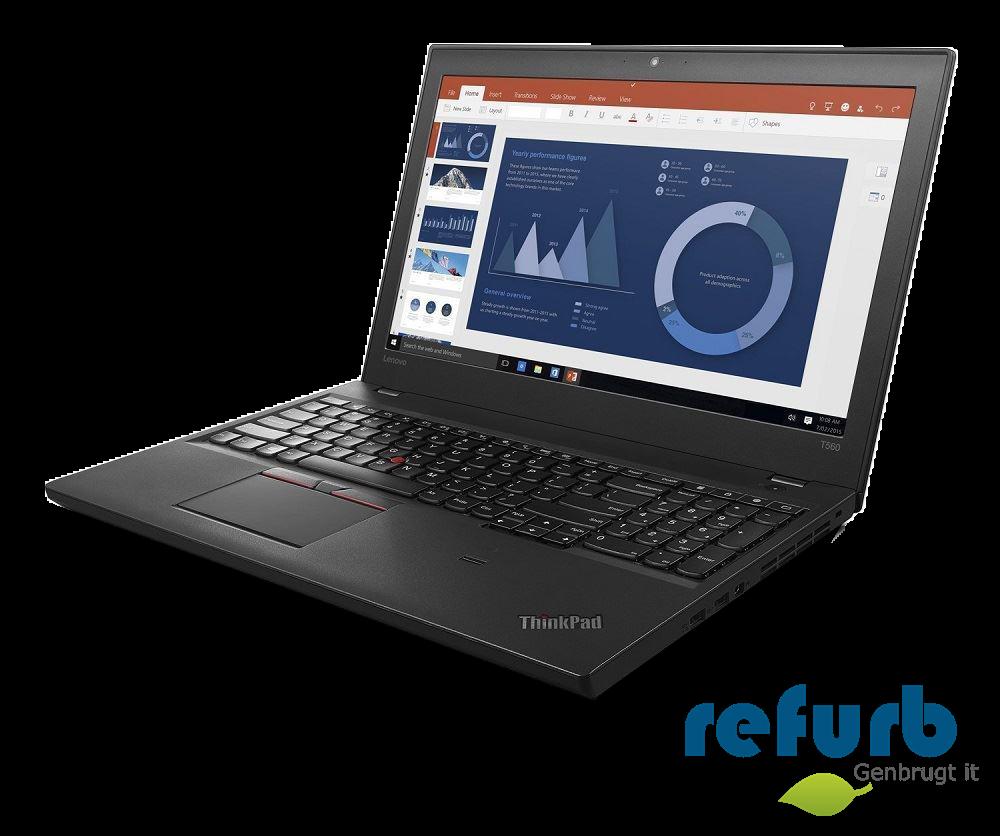 Lenovo – Lenovo thinkpad t560 fra refurb