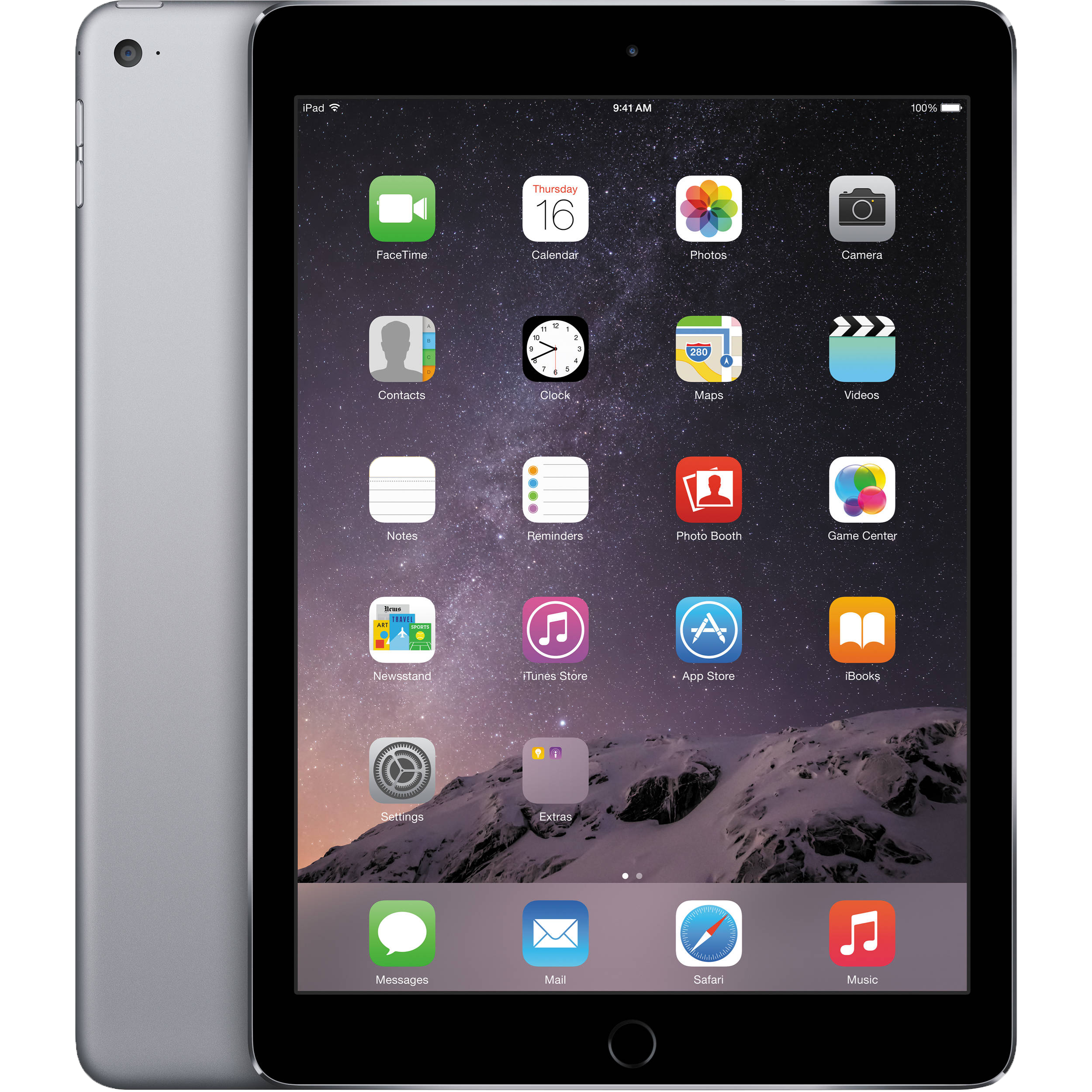 Image of   Apple iPad Air 2