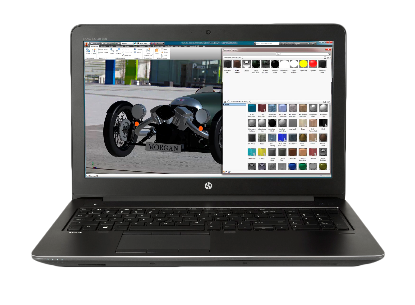Image of   HP ZBook 15