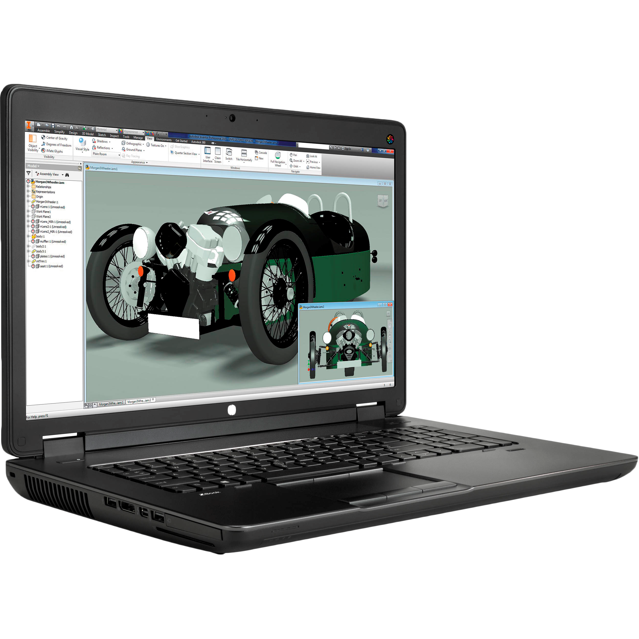 Image of   HP ZBook 17