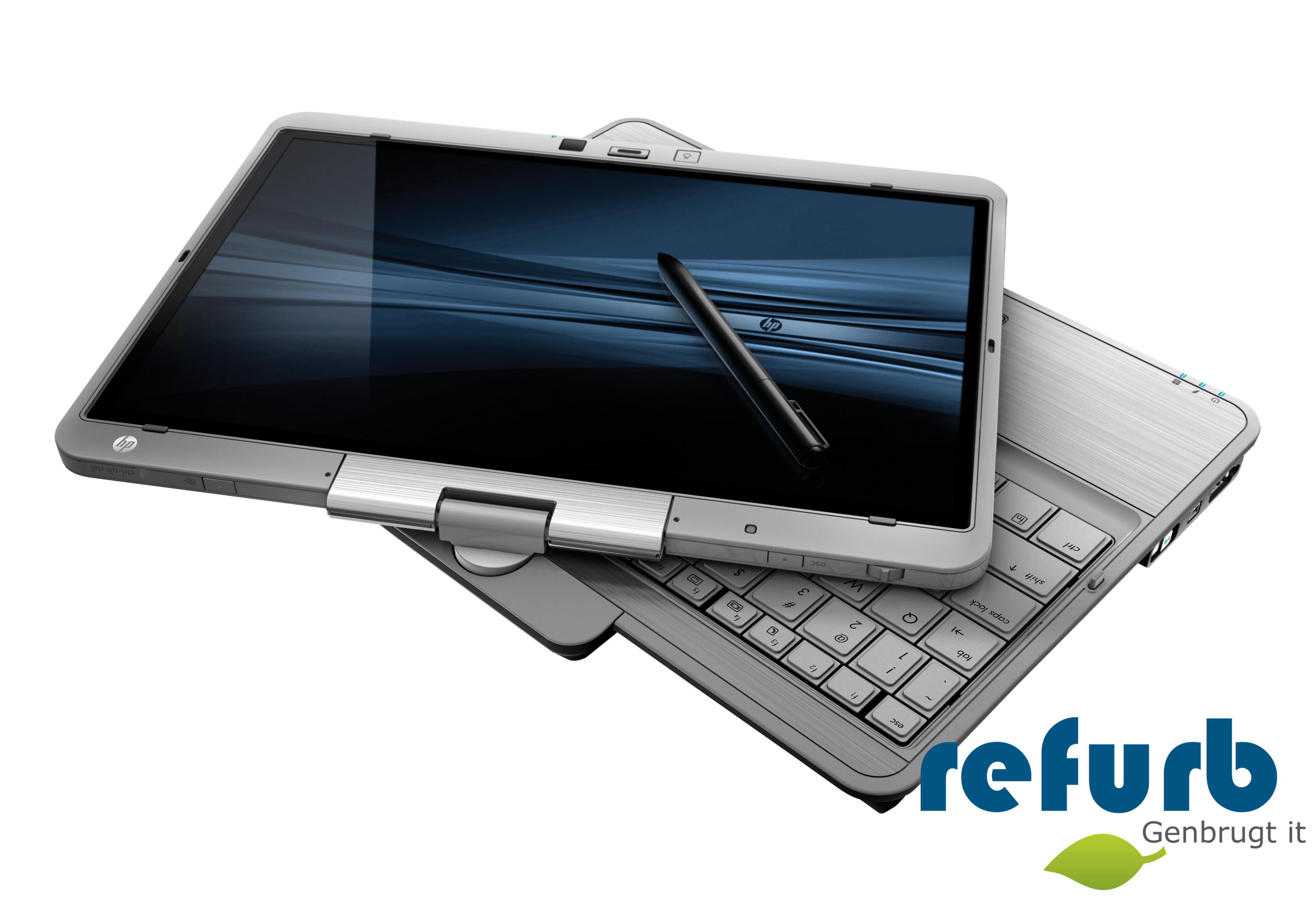 Hp – Hp elitebook 2740p fra refurb