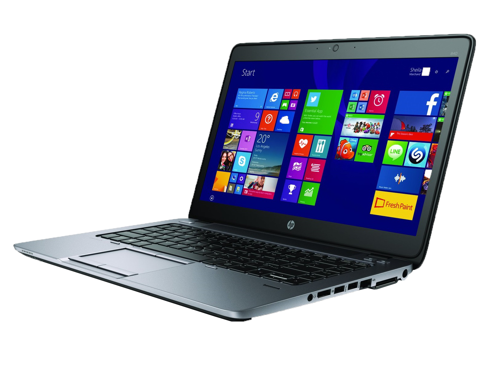 Image of   HP EliteBook 840 G2