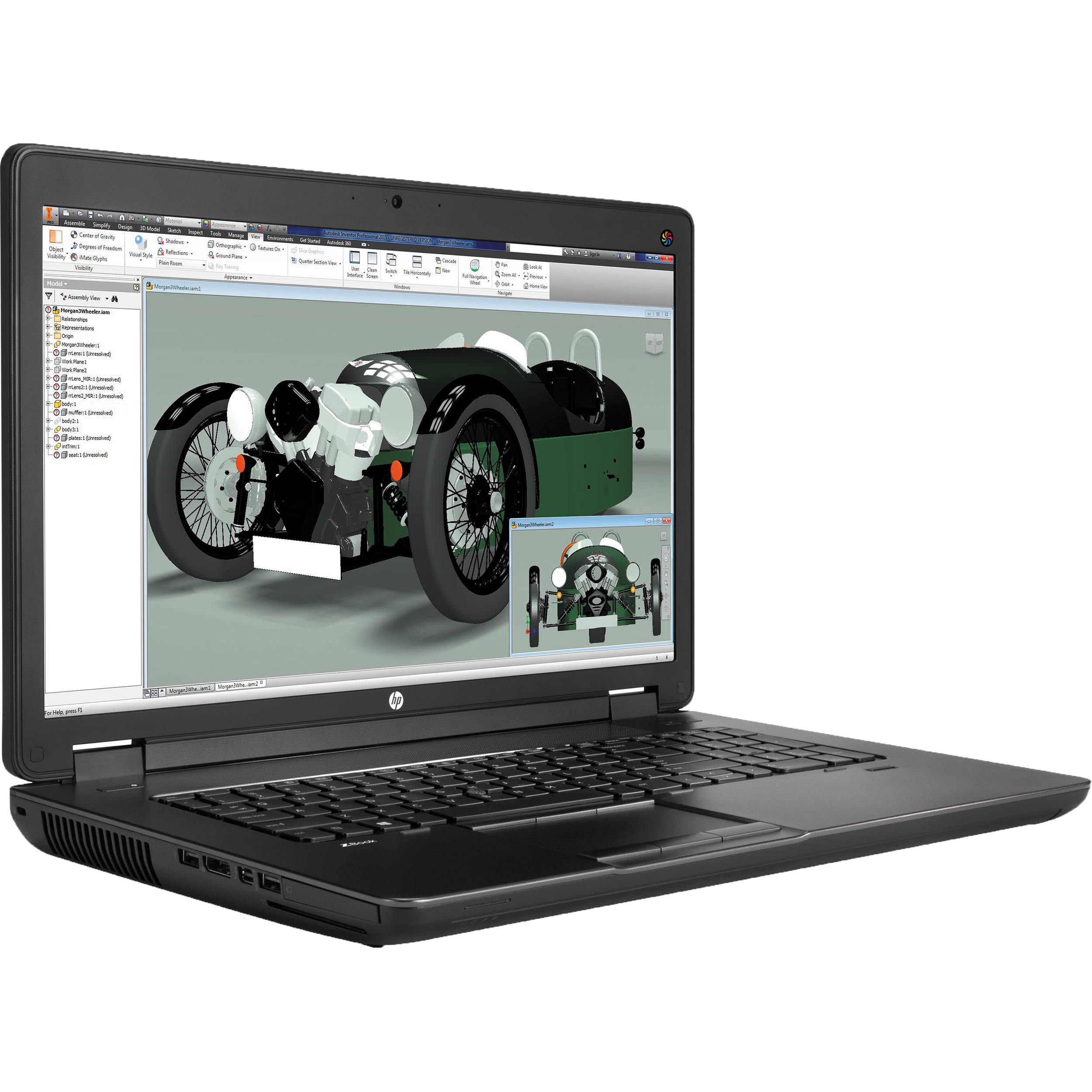 Image of   HP ZBook 17 G2