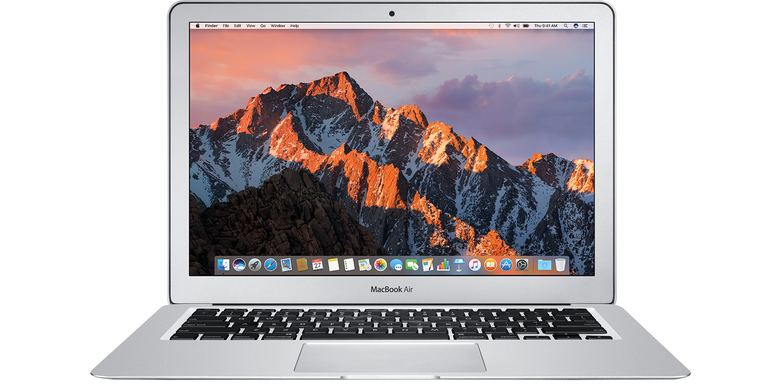 "Image of   Apple Macbook Air 13"" (Early 2015)"