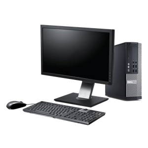 Dell Optiplex 9020 SFF Kontorpakke