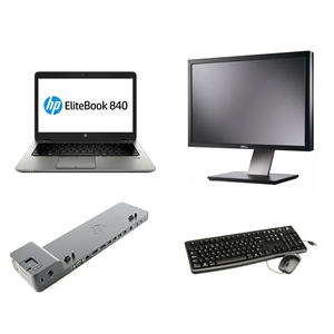 HP EliteBook 840 G2 Kontorpakke