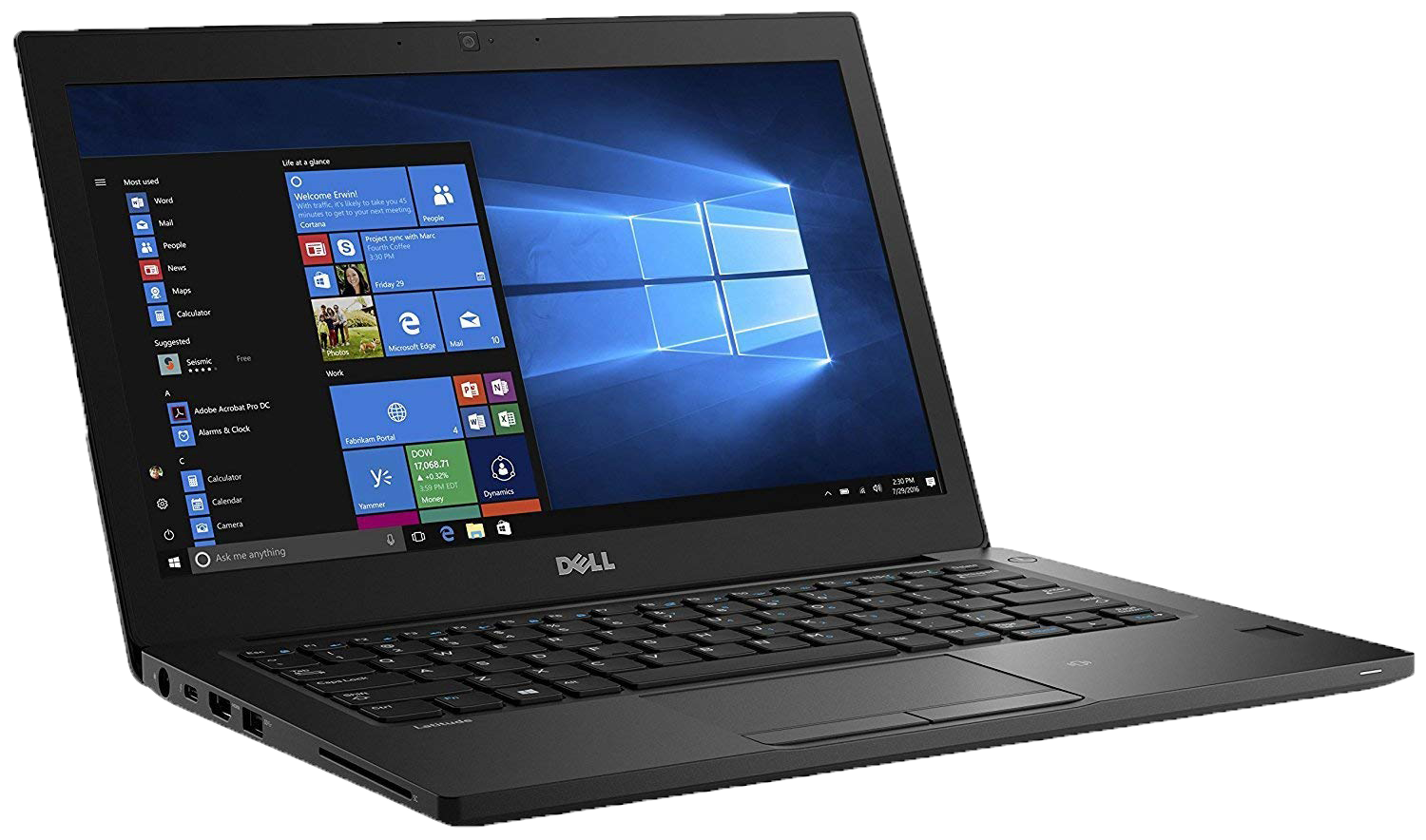 Image of   Dell Latitude 7280