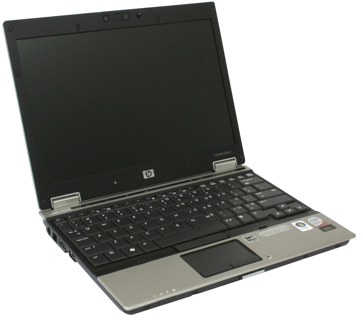 Hp elitebook 2540p bærbar