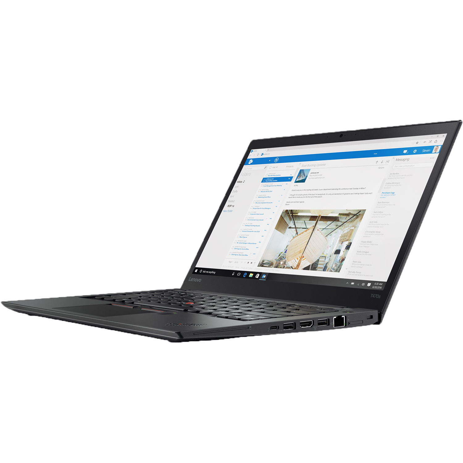 Image of   Lenovo ThinkPad T470s