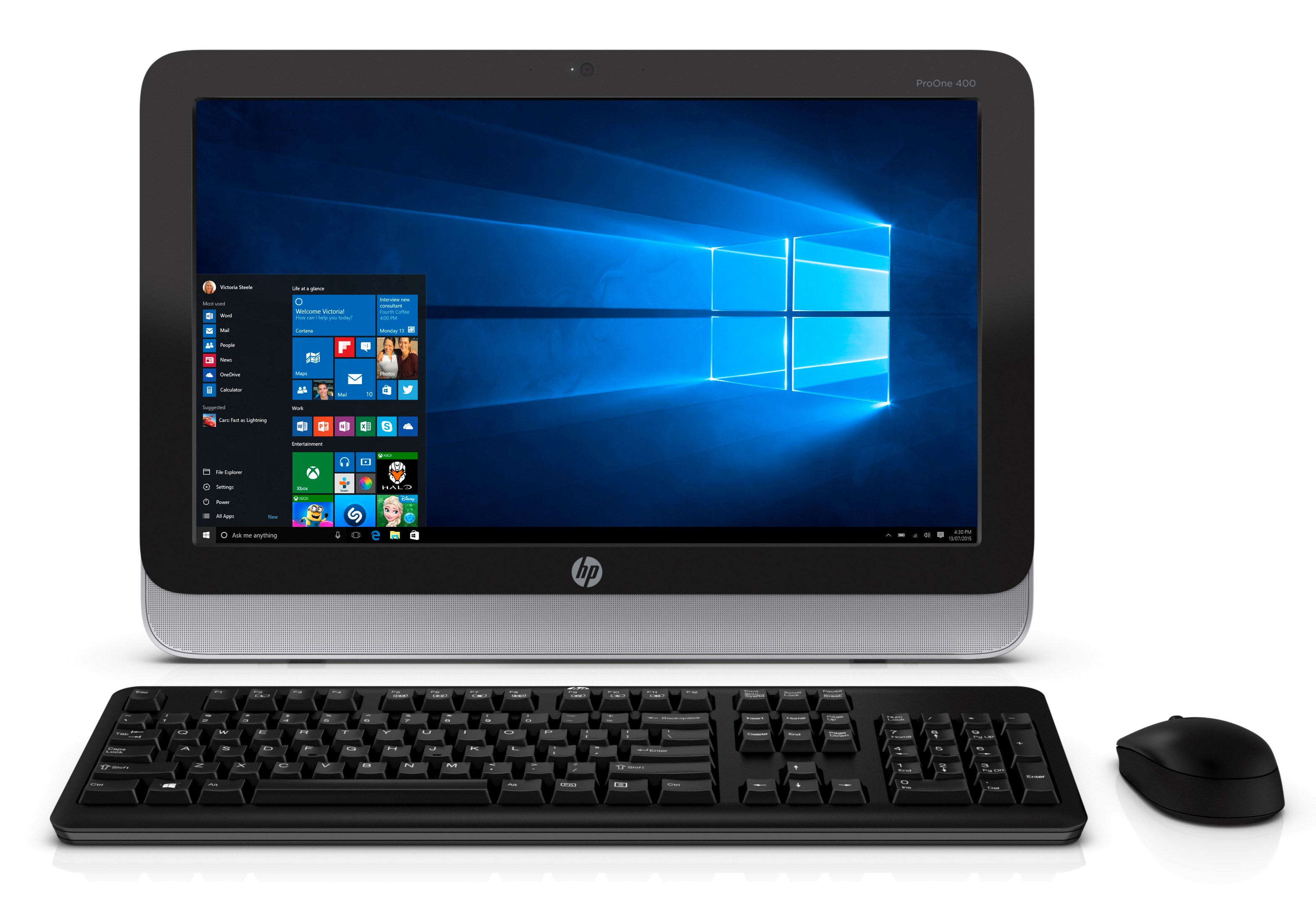 Image of   HP ProOne 400 G1 AiO