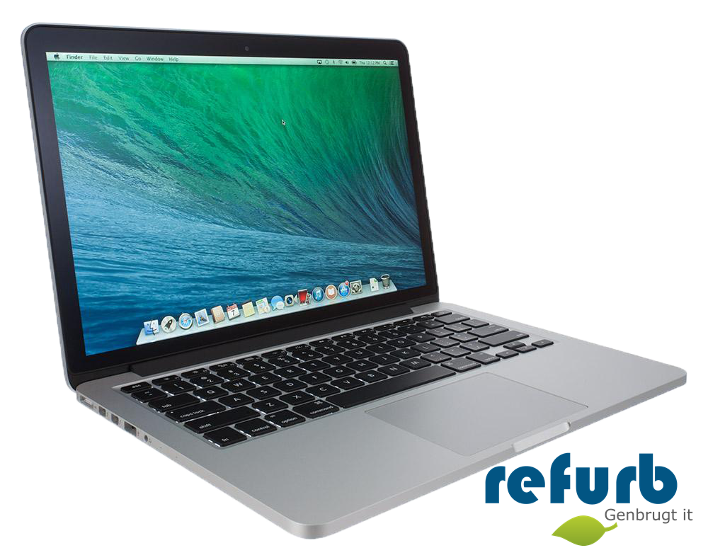 Tilslut to eksterne skærme til MacBook Pro