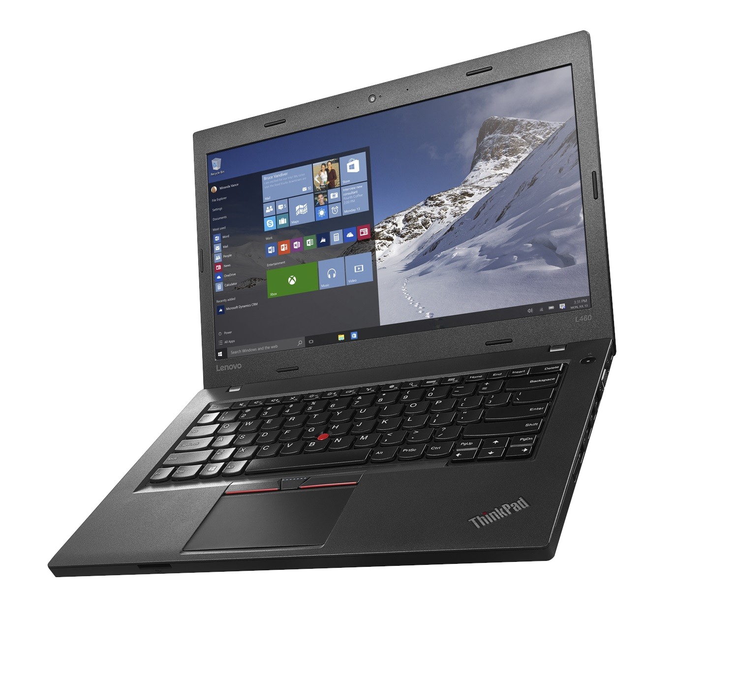 Image of   Lenovo ThinkPad L460