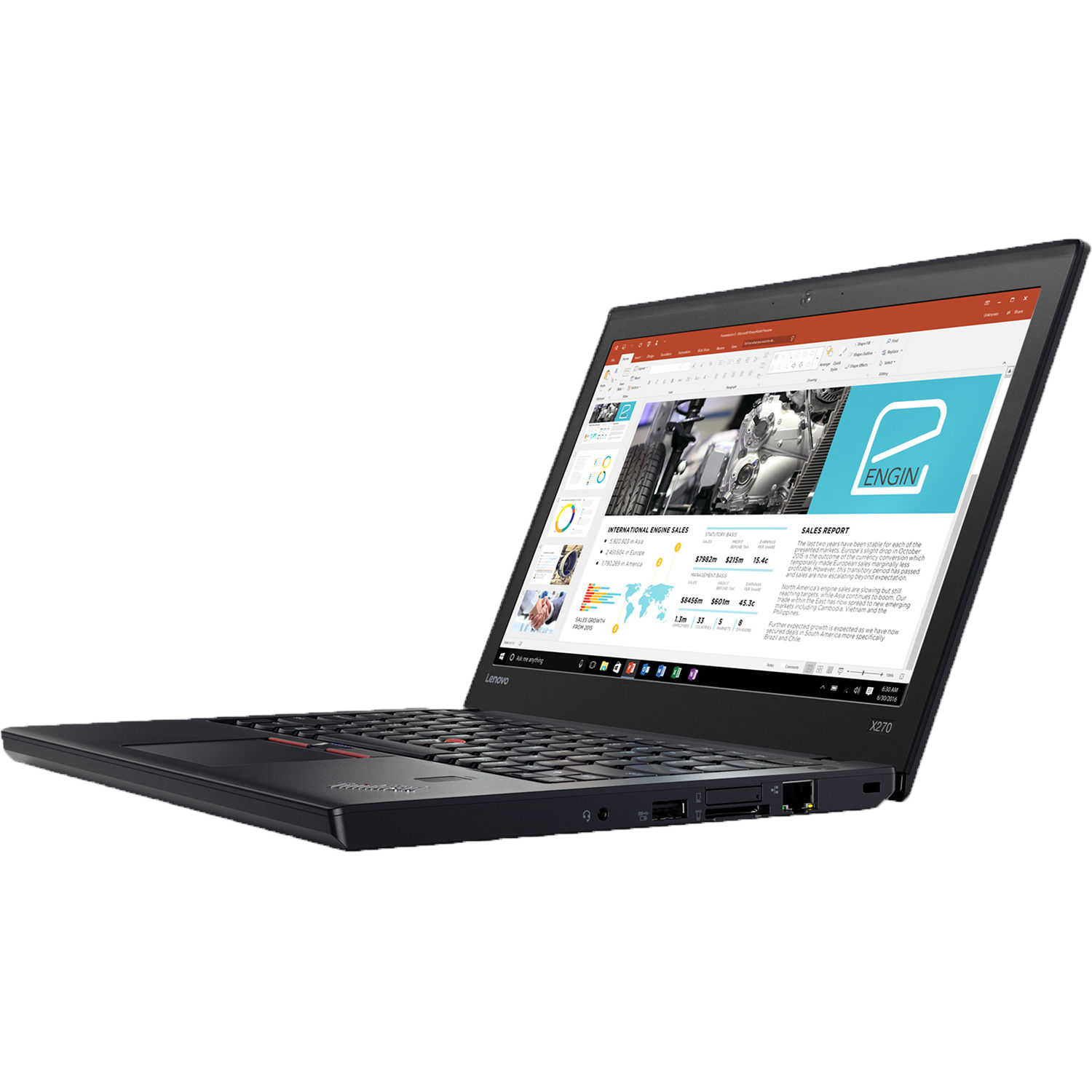 Image of   Lenovo ThinkPad X270