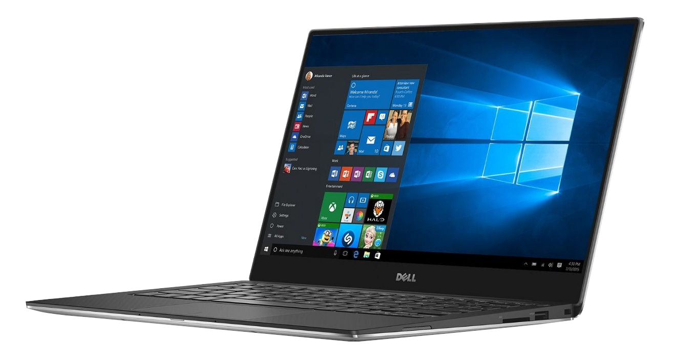 Image of   Dell XPS 13 9350