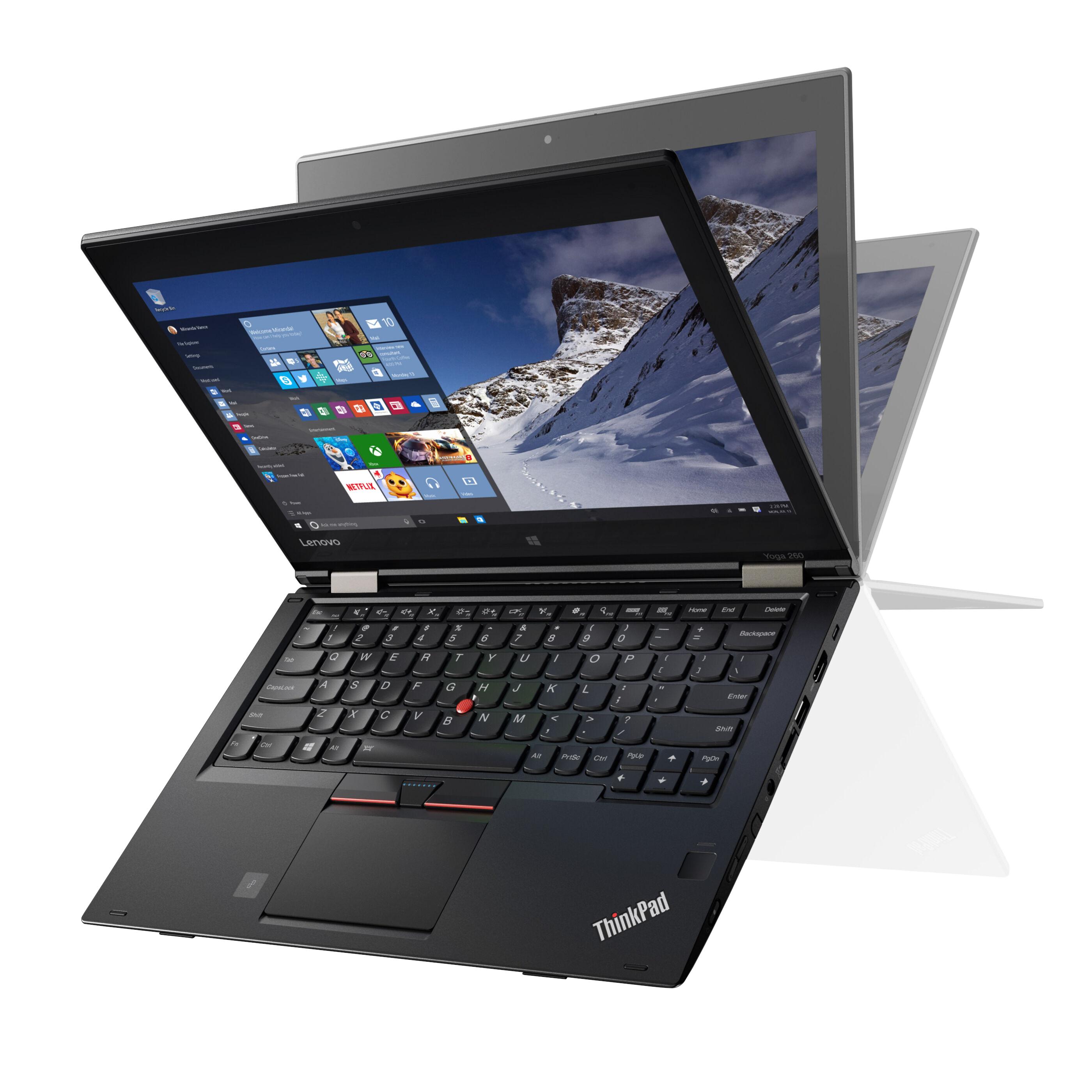 Image of   Lenovo ThinkPad Yoga 260