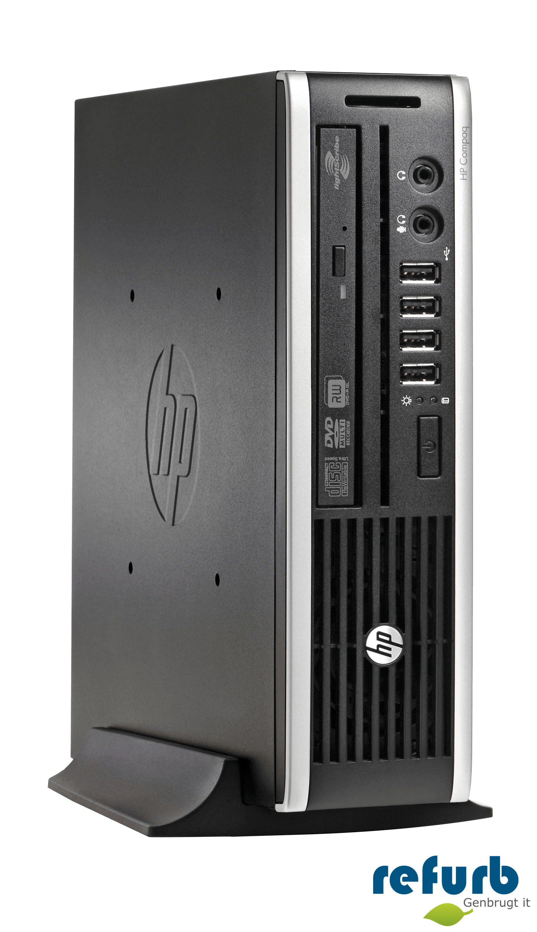 Hp compaq 8200 elite usdt fra Hp fra refurb