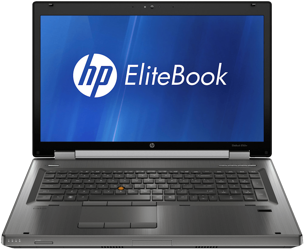 Image of   HP EliteBook 8760w