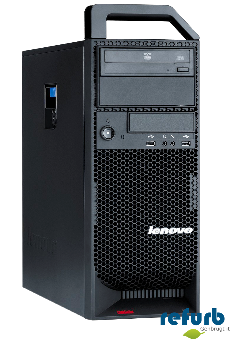 Lenovo thinkstation s20 fra Lenovo fra refurb