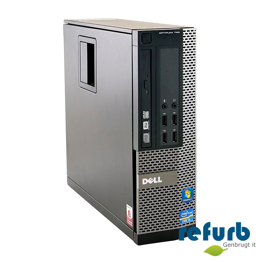 Dell Dell optiplex 790 sff fra refurb