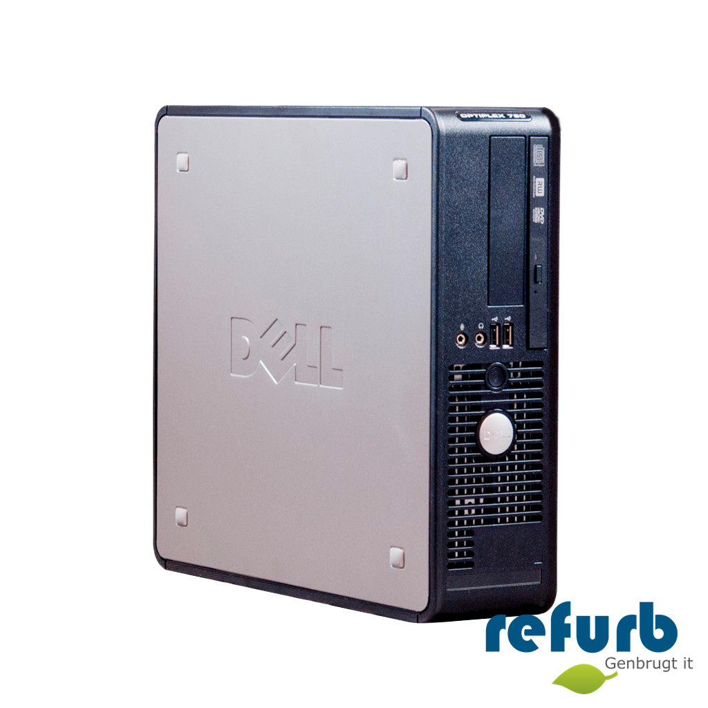 Dell – Dell optiplex 780 sff fra refurb
