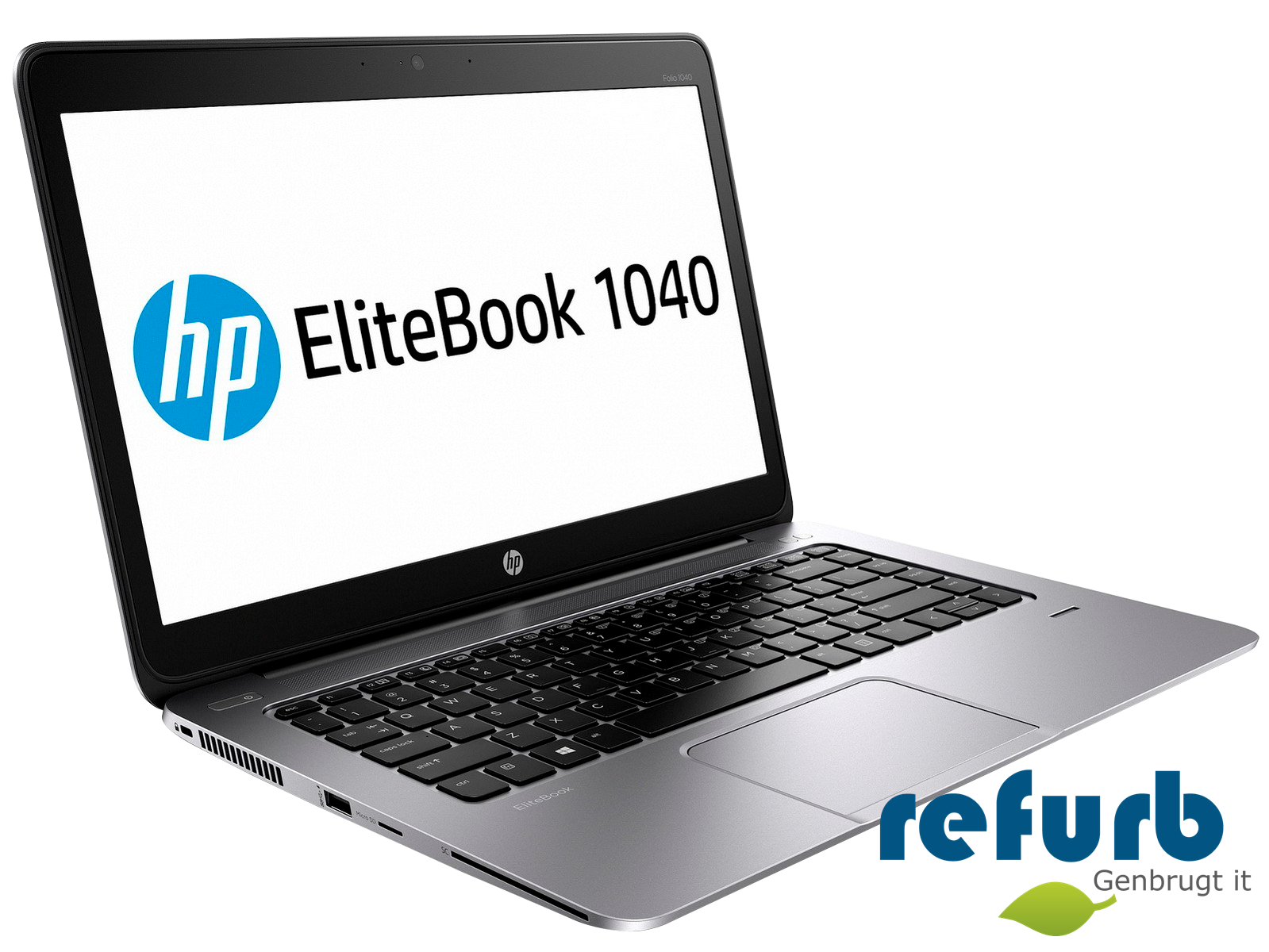 Hp Hp elitebook folio 1040 g1 fra refurb
