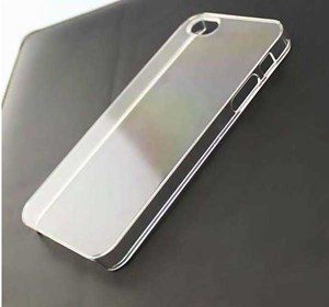 iPhone 5/5s clear case cover
