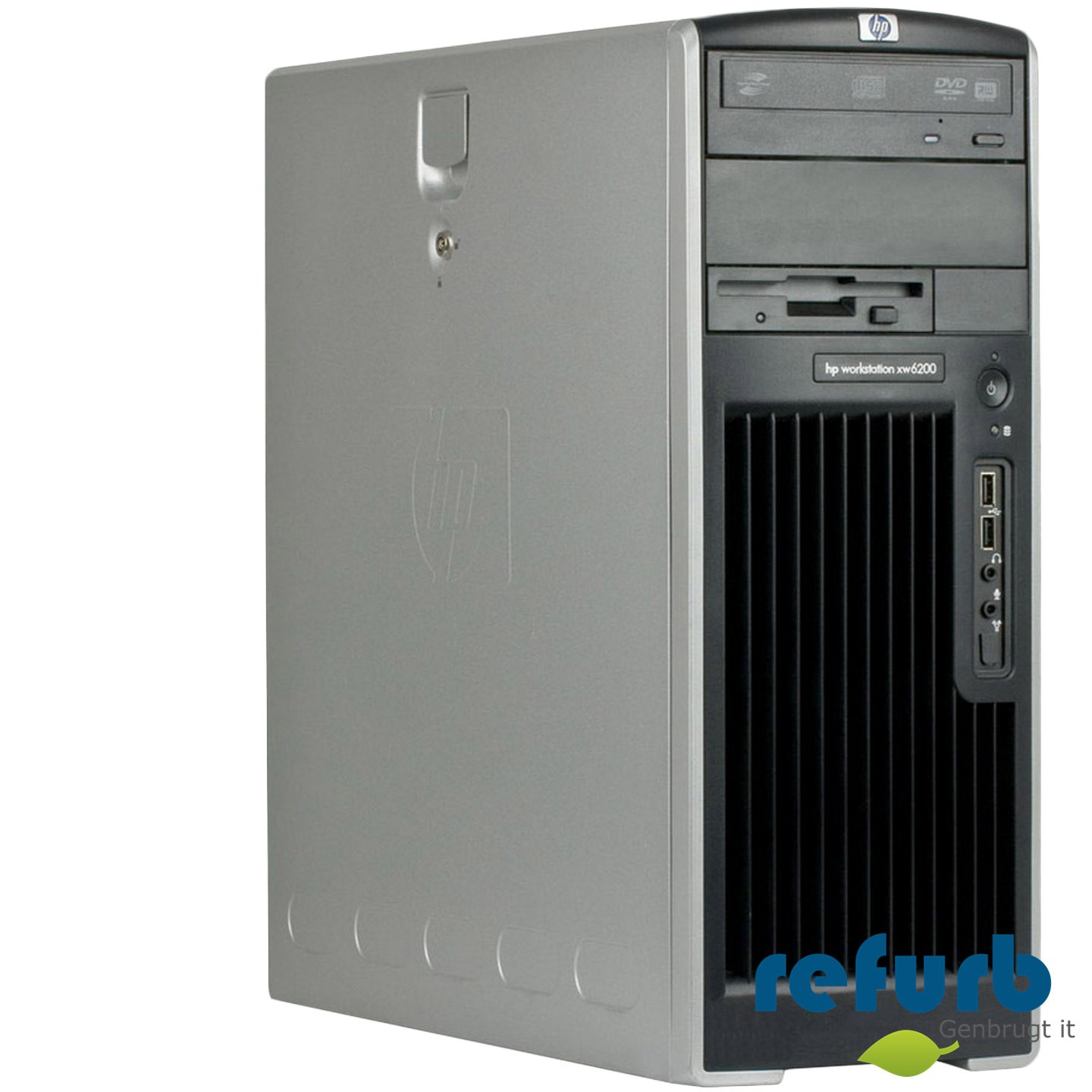 Hp Hp workstation xw6200 på refurb