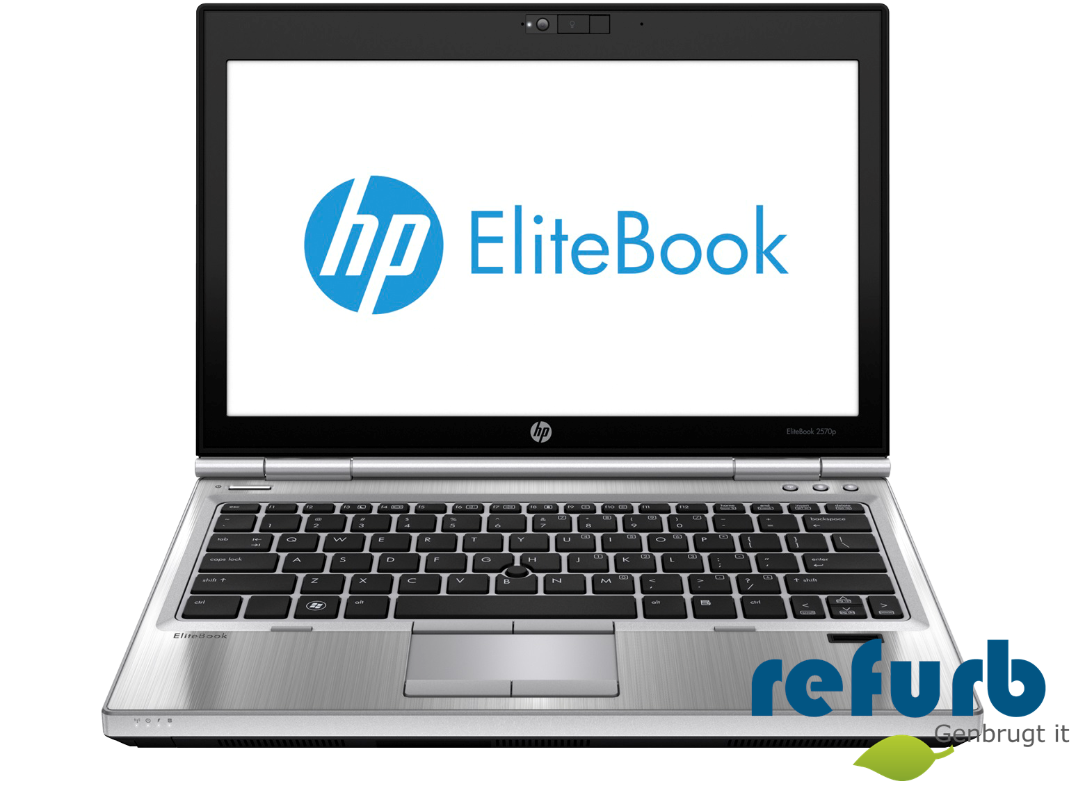 Hp elitebook 2570p fra Hp på refurb